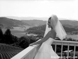 Our wedding day - Oregon's Premier Wine Country Inn - Youngberg Hill