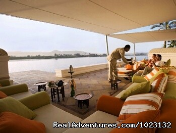 Nile cruise sundeck - 5 Star Nile Cruise (8 Nights / 9 Days) US$ 509