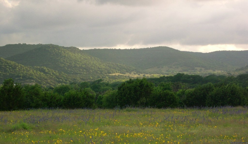 Texas Hill Country | Image #2/12 | Secluded Cabin in Texas Hill Country on Frio River