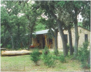 Secluded Cabin in Texas Hill Country on Frio River Leakey, Texas Vacation Rentals