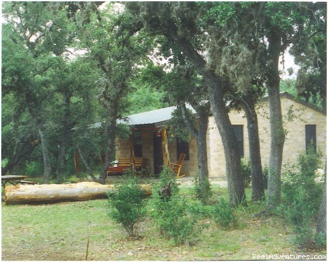 Secluded Cabin in Texas Hill Country on Frio River