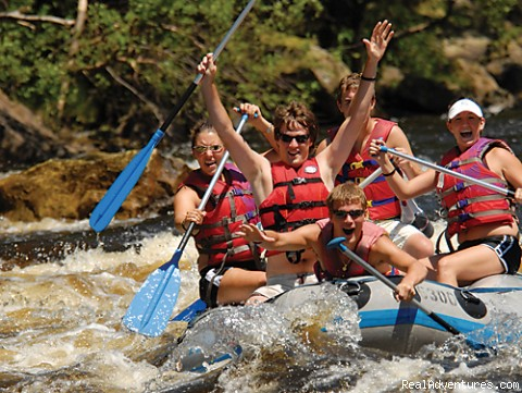 Pocono Whitewater Adventures