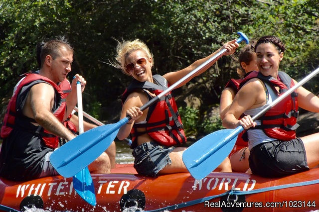 Whitewater Rafting On The Hudson River - Pocono Whitewater Adventures