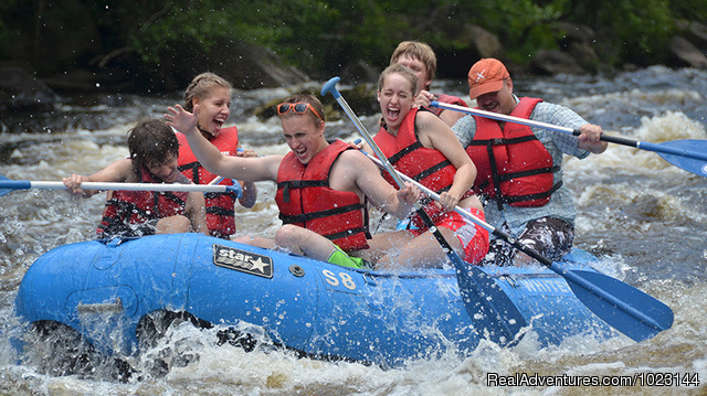 Our River Guides - Pocono Whitewater Adventures