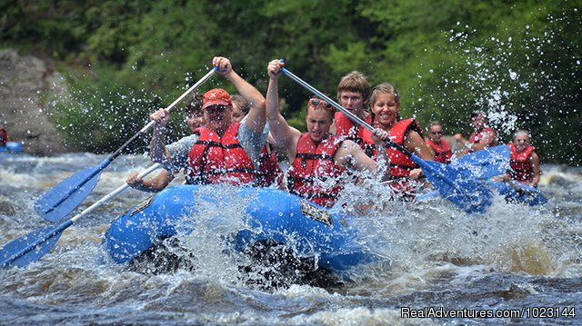 Sit-A-Top Trips Available - Pocono Whitewater Adventures