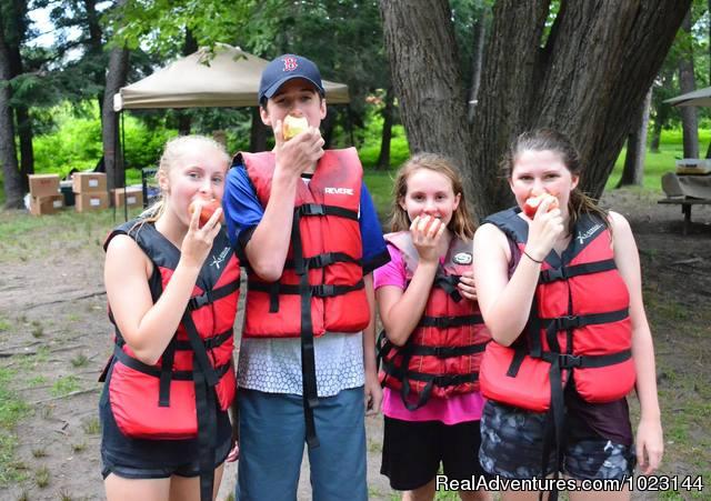 Whitewater Teambuilding  (#7 of 21) - Pocono Whitewater Adventures