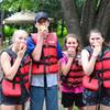 Whitewater Teambuilding