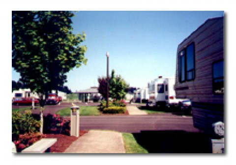 Site Review - Portland-Woodburn RV Park -