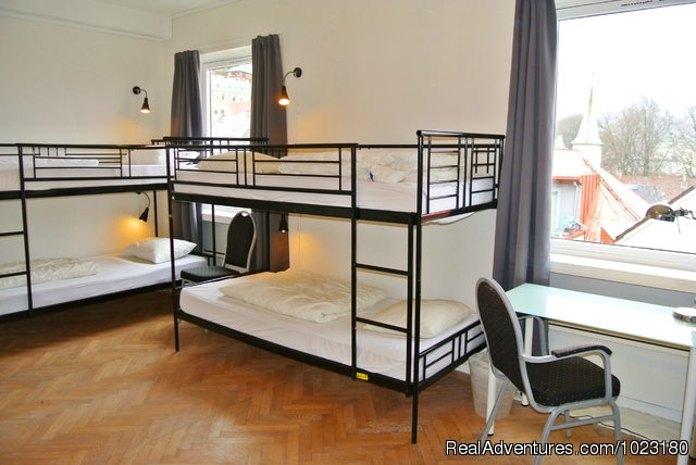 8 Bed Male Dorm - Marken Gjestehus