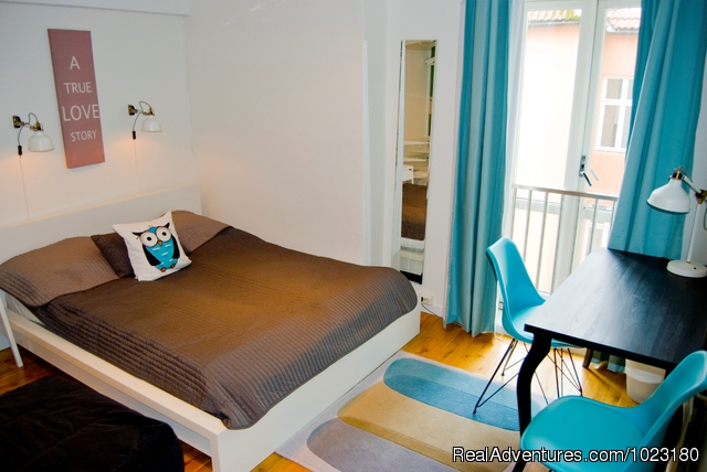 Double / Triple Room with Bathroom - Marken Gjestehus