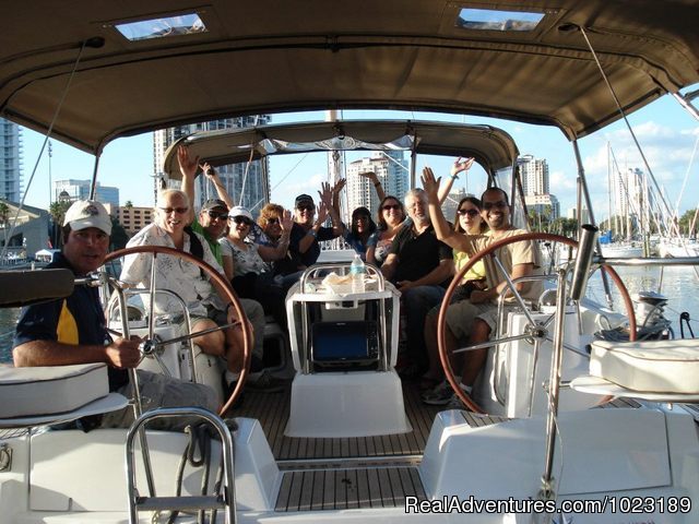 Another Fun Crew - Charter Service, Sailing School & Romantic Getaway