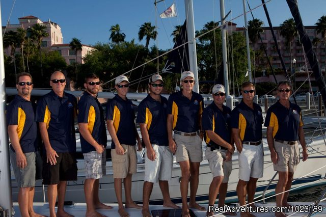 The Sailing Florida Crew - Charter Service, Sailing School & Romantic Getaway