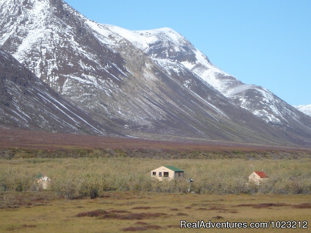 Arctic Rivers Guide & Booking Service