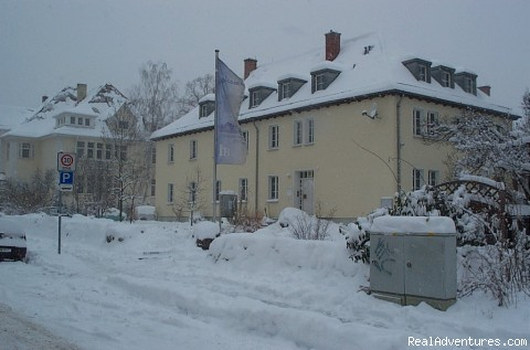 yes the're still winter (ex. 2009) (#3 of 25) - Jugendgaestehaus - charming hostel in Stuttgart
