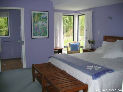Elie de Beaumont room - Rural tranquility at Menteith Country House B & B