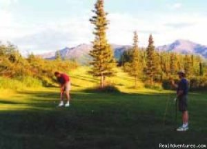 Adventure Tours in Alaska, Golf, ATV, Horse, Grill Healy, Alaska Hotels & Resorts