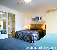 spacious accommodation - Sydney South Waldorf Apartment Hotel