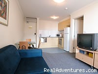 Fully furnished & equipped apartments - Sydney South Waldorf Apartment Hotel