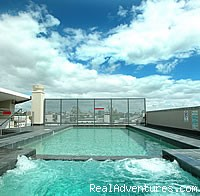 on site pool & gym - Sydney South Waldorf Apartment Hotel