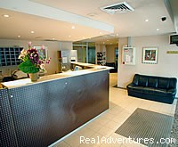 reception service - Sydney South Waldorf Apartment Hotel