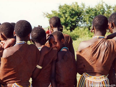 - Meaningful Experiences Benefiting African Villages