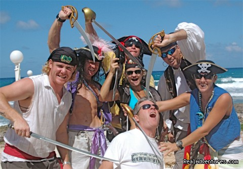 Pirates Week - Divetech @ Lighthouse Point