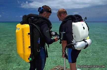 Rebreathers welcome (#20 of 20) - Divetech @ Cobalt Coast Dive Resort
