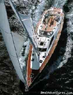 Luxury Yacht Charters with Crew Road Town, British Virgin Islands Sailing & Yacht Charters