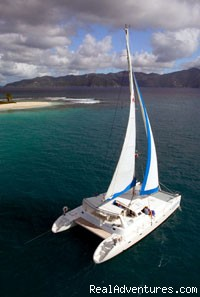 Relaxing Catamarans - Luxury Yacht Charters with Crew