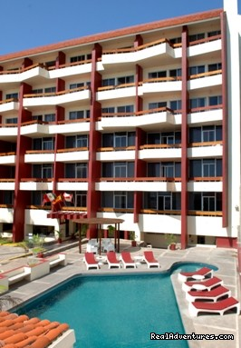 Image #3/7 | Del Real Suites Hotel