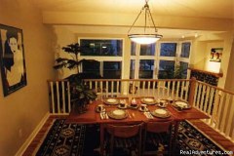 Dining Room - Grizzly Ridge