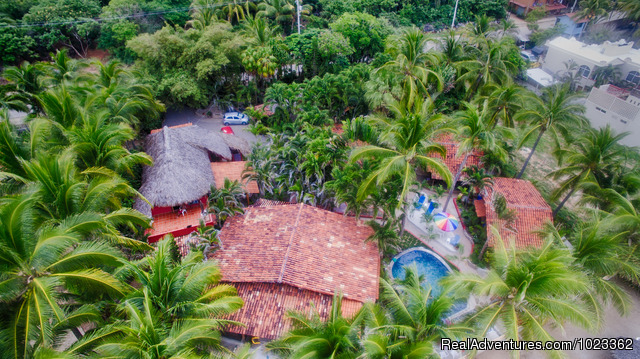 Overhead view of property - Casa Ki
