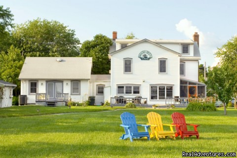 - CHESAPEAKE WOOD DUCK INN Bed and Breakfast