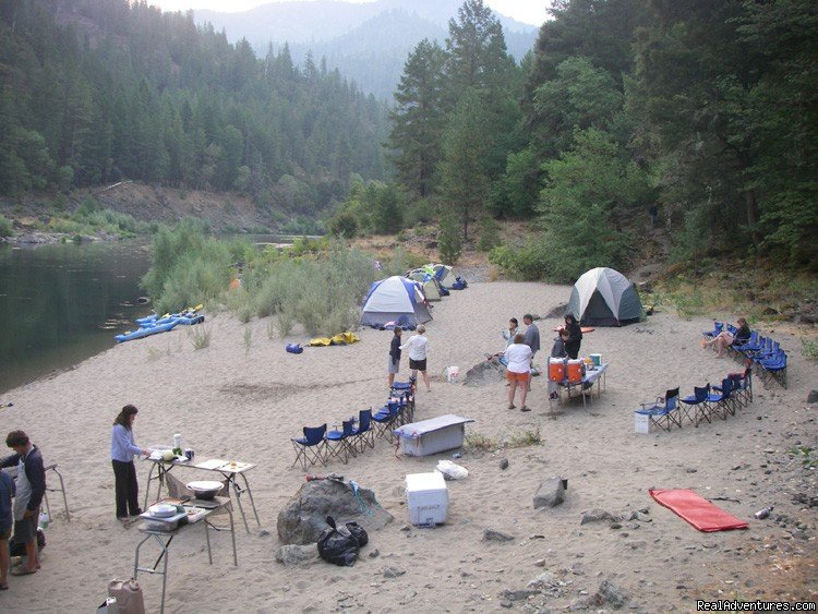Camping along the Rogue River | Image #6/16 | Family Rafting Vacations on Famous Western Rivers