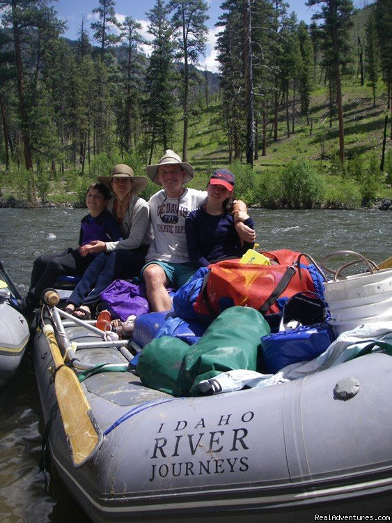 Family river trips in Idaho and Oregon | Image #8/16 | Family Rafting Vacations on Famous Western Rivers