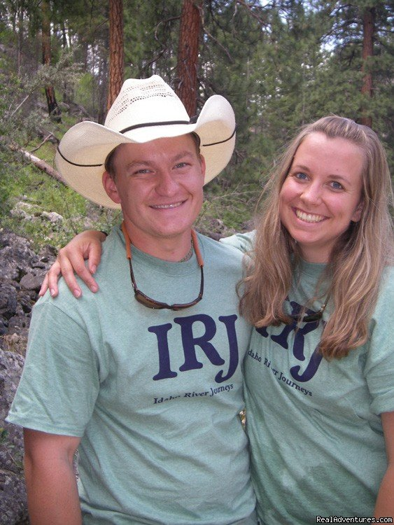 Our Guides | Image #12/16 | Family Rafting Vacations on Famous Western Rivers