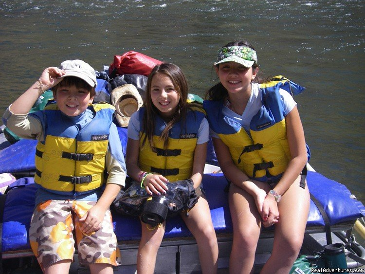 Friends on the River | Image #16/16 | Family Rafting Vacations on Famous Western Rivers