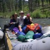 Family river trips in Idaho and Oregon