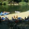 Rogue River camping