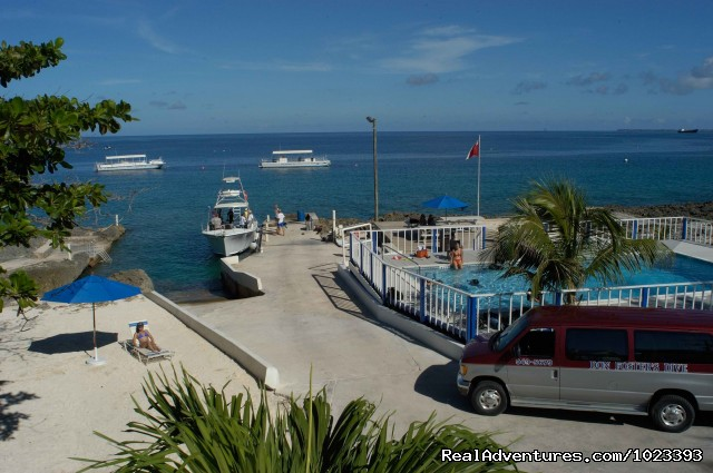 Great Location - Don Foster's Dive Cayman, Ltd.