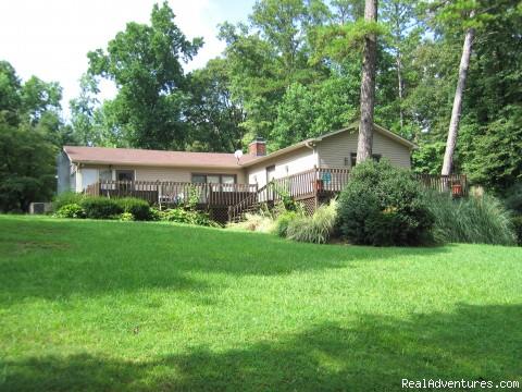 Luxury TN Vacation Lake Houses Lake Retreat