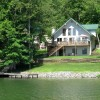 Luxury TN Vacation Lake Houses Lakeside Lodge