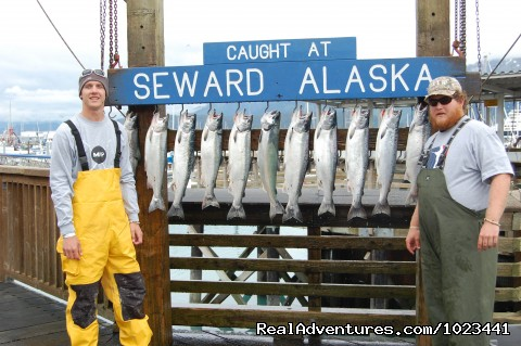 Image #5 of 5 - Alaskan Adventure Charters