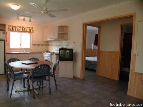 Discovery Holiday Park Jindabyne: Self Contained Cabins