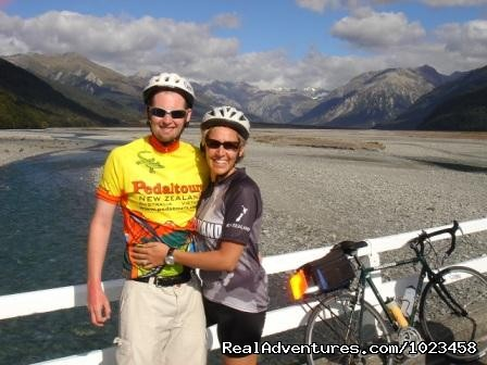 Arthurs Pass, South Island - Pedaltours Bicycle Adventures