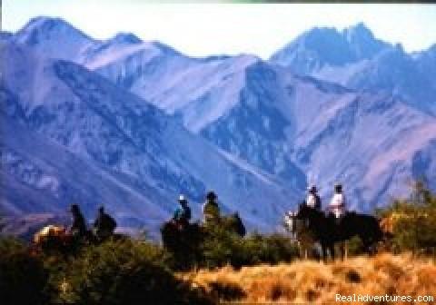 Clarence Valley - Hurunui Horse Treks