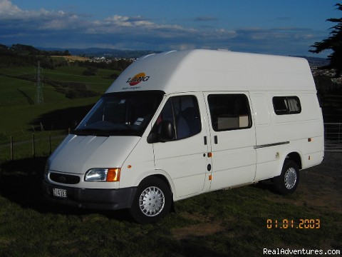 Lang AutoService Ltd. RV Rentals New Zealand