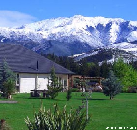 Magic mountain views. (#2 of 16) - Albergo Hanmer Lodge & Alpine Villas