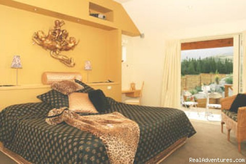 Luxury Alpine Villa with projection TV/DVD and Spa Pool. - Albergo Hanmer Lodge & Alpine Villas