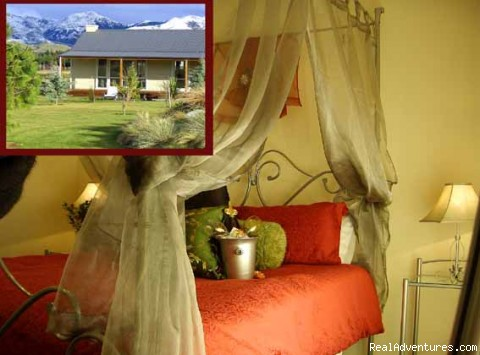 3 Bedroom cottage with sun and views. - Albergo Hanmer Lodge & Alpine Villas